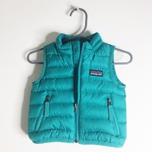 Patagonia Goose Down Vest size 3 month